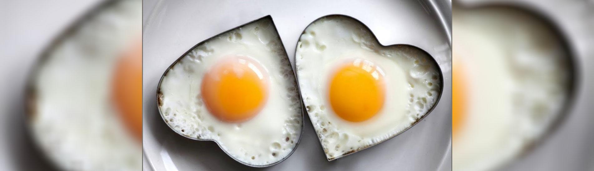 Δύο αυγά την εβδομάδα
