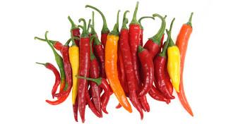 Λέμε ναι στις καυτερές πιπεριές!