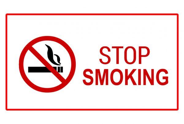 Κόψε το κάπνισμα, προστατέψου από τον καρκίνο της ουροδόχου κύστης.
