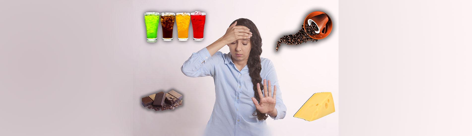 Τροφές σκέτος… πονοκέφαλος