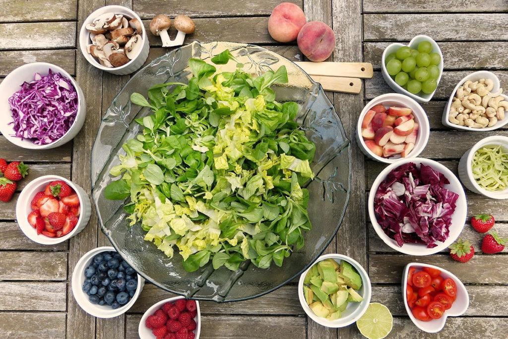 Συνδυασμοί τροφών… ασπίδα υγείας
