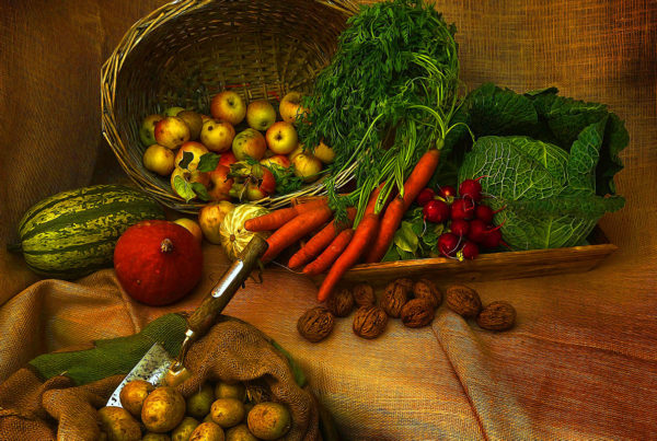 Φθινοπωρινά λαχανικά: ένας γευστικός διατροφικός θησαυρός