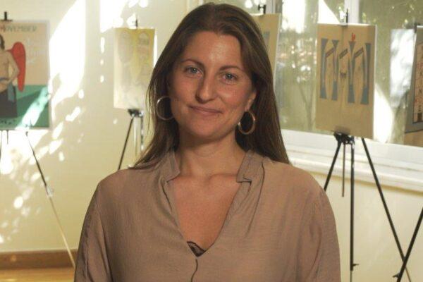 Αλεξία Κατσαρού - διαιτολόγος-διατροφολόγος & συνεργάτιδα της ΑΚΟΣ