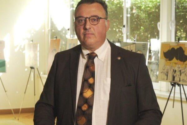 Διαμαντής Φλωράτος - πρόεδρος τμήματος Ουροδυναμικής-Νευροουρολογίας και Γυναικολογικής Ουρολογίας
