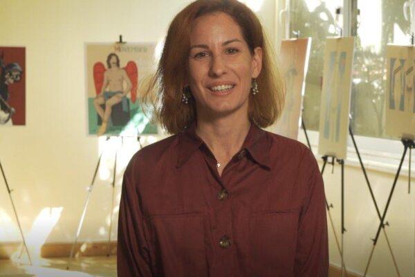 Ελένη Ταρναρά - κλινική ψυχολόγος & συνεργάτιδα της ΑΚΟΣ