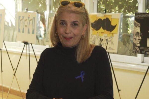 Ιωάννα Καραβάνα - μέλος ΕΛΛ.Ο.Κ.