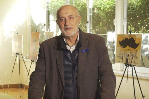 Σωτήρης Ταγκόπουλος - μέλος ΠΡΟΑΣΠΙΖΩ & μέλος της ΑΚΟΣ