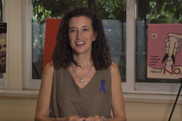 Φωτεινή Κωνσταντίνου - κλινική βιολόγος & συνεργάτιδα της ΑΚΟΣ