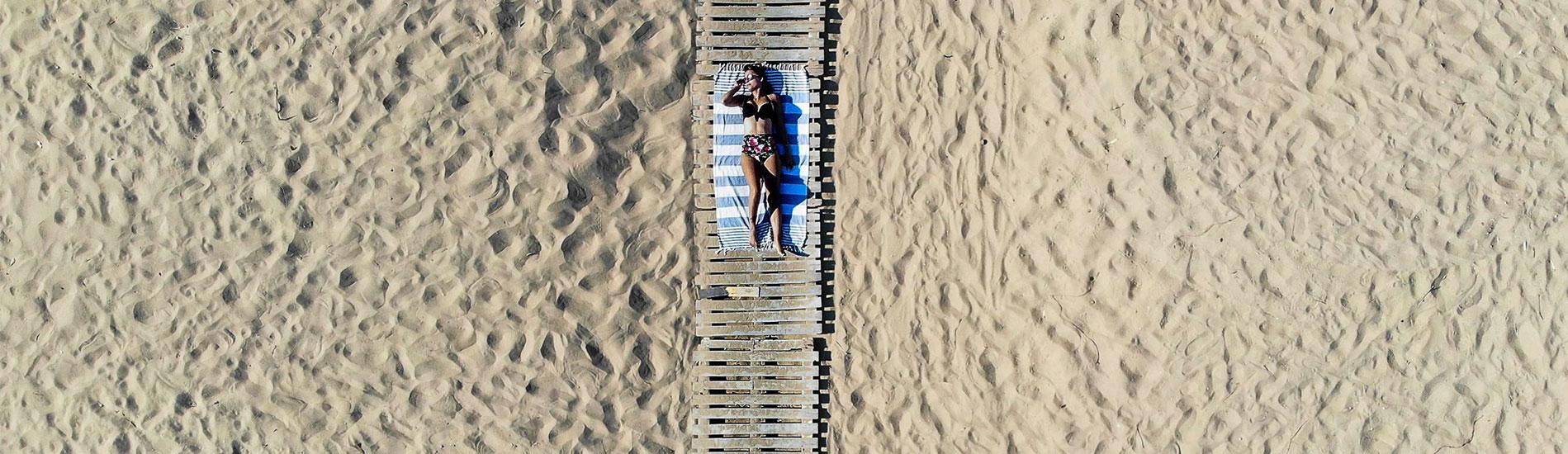 Γιατί θεραπεύει η άμμος;