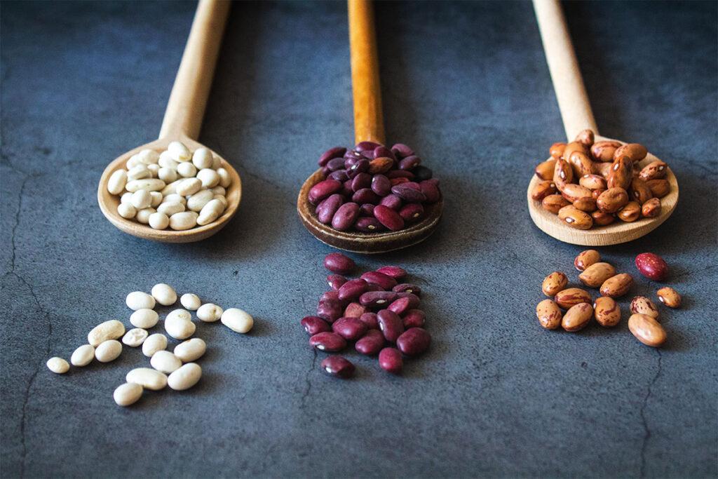 φασόλια, φασολάδα, έλκος, υδατάνθρακες, πρωτεΐνες, βιταμίνες