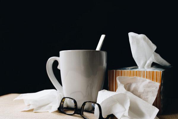 κορωνοϊός, γρίπη, αλλεργία, άσθμα, βρογχίτιδα, εμβολιασμός